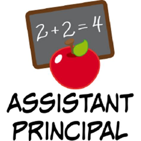 Free Assistant Principal Cover Letter Sample